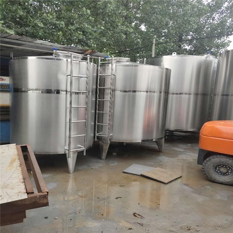 专业生产不锈钢储罐厂家