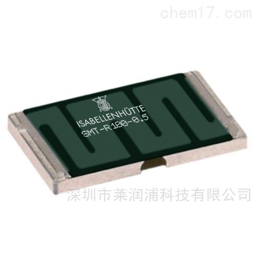 Isabellenhuette电流检测电阻SMT-R004-1.0