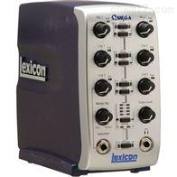 LAMBDA USB音频接口原装Lexicon音响调节器Omega USB音频接口
