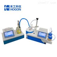 锂电卡尔费休水分测定仪