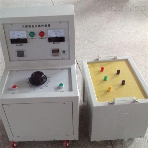 白山市承装修试感应电压三倍频发生器