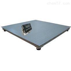 DCS-KL-EX西安3吨防爆地磅秤