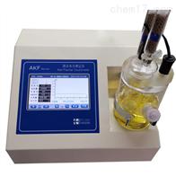AKF-3N全自動微量卡爾費休水分測定儀