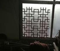 适用于仿古门窗上中空玻璃装饰条