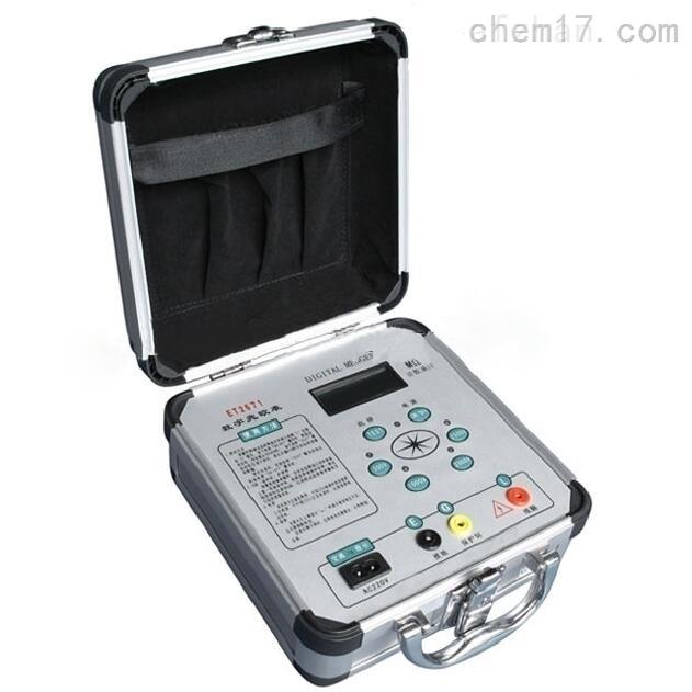 BY2671数字式绝缘电阻测试仪