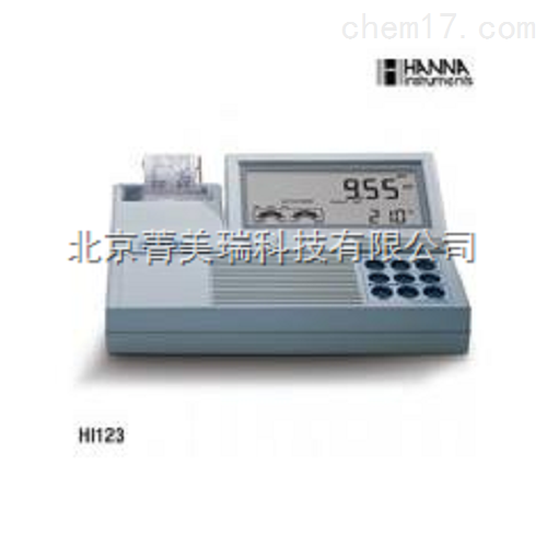 实验室打印式酸度测定仪