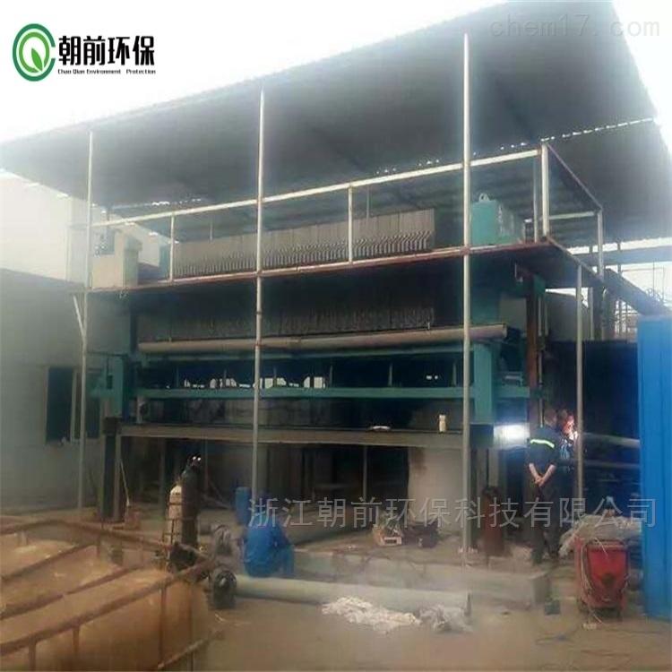 台州建筑工地打桩泥浆现场压干处理设备