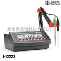 实验室pH/ORP/温度测定仪/台式酸度计