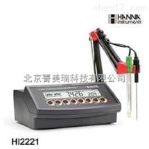 实验室pH/ ORP/ISE/℃测量仪/台式酸度计