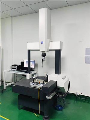 校准三坐标测量机精度校准