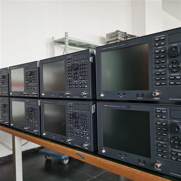 网络分析仪E5071C维修