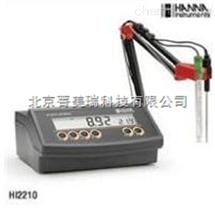 实验室pH/温度测定仪