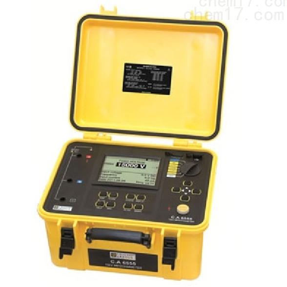 CA6550 6555绝缘电阻测试设备