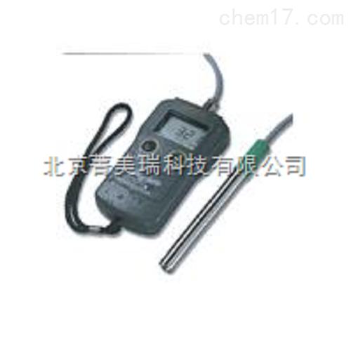 便携式防水酸度计pH/℃测定仪