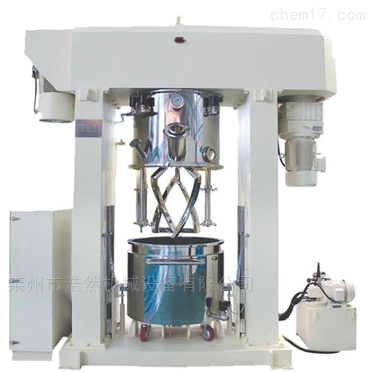 福建真空行星搅拌机 电子导热硅胶生产设备