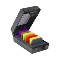 邵氏硬度計配件 橡膠硬度校準塊A型(7片/套)