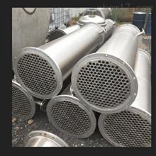 二手20平方钛材质冷凝器
