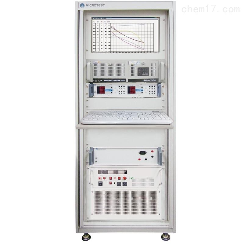 益和MICROTEST 6950马达成品电脑化测试系统