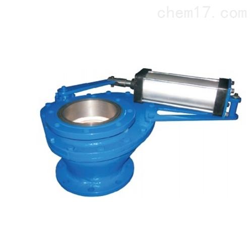 气动陶瓷旋转摆动阀标准
