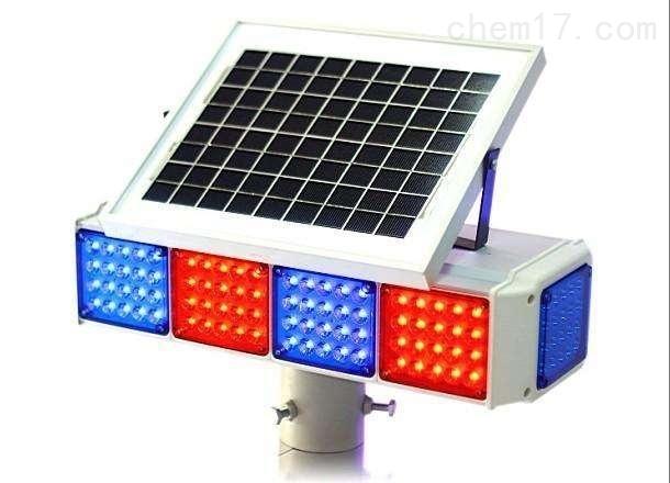 双面LED爆闪警灯  双头警示灯