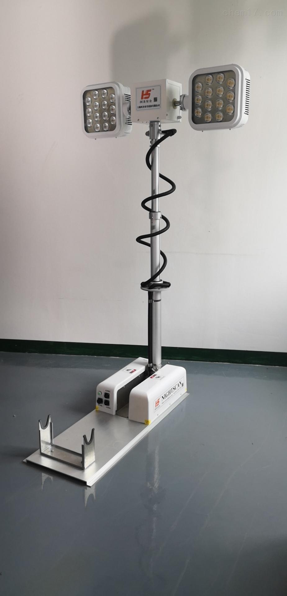 大功率升降照明装置代发加工汽车防眩目月球灯