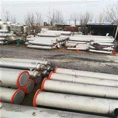 鑫旺二手列管钛材冷凝器