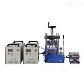 YPH-600DG500度双平板加热压片机