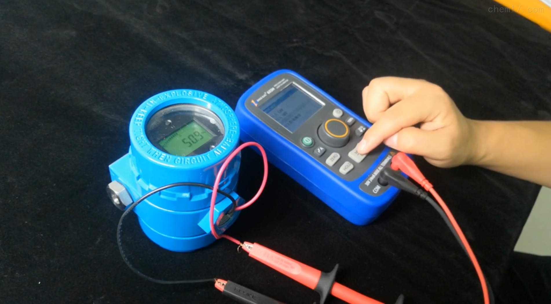 【新品發布】智測電子603H多功能回路校驗儀