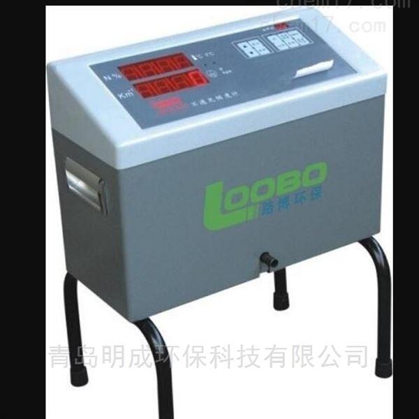 李工推荐LB-601便携式汽车尾气不透光烟度计