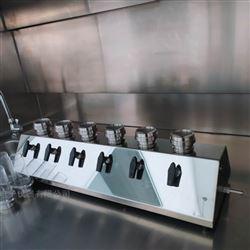 六联过滤头可独立控制微生物薄膜过滤器