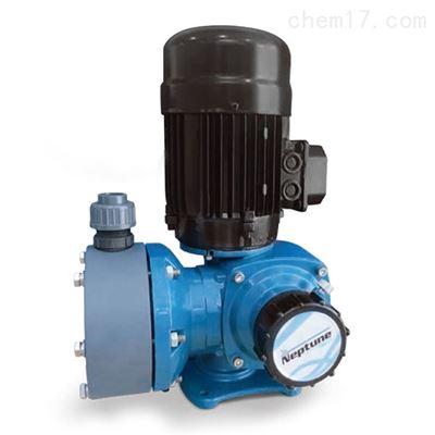 海王星機械隔膜泵加藥泵NPC1800PQ1MBN