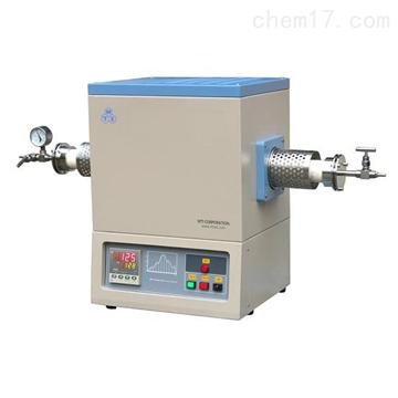 GSL-1600X-S1600℃真空高溫管式爐