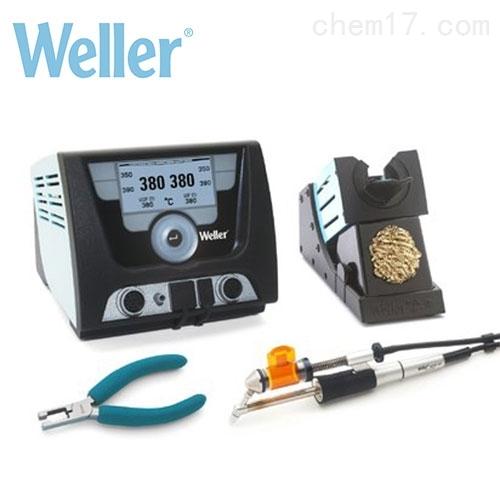德国WELLER威乐WXD2010双工位吸锡套件