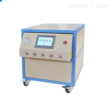 GSL-LCD多通道質子流量計控制系統--觸摸屏面板