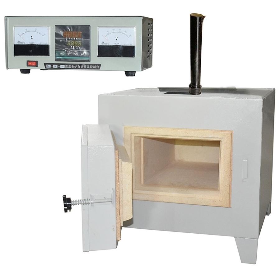 SX2-5-12D实验炉烟道式电阻炉SX2-5-12D 耐高温箱式电炉