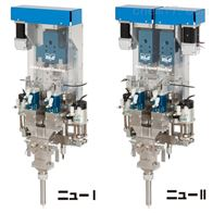 Nakari Kid Control日本nlc小容量二液分配器柱塞泵,点胶机