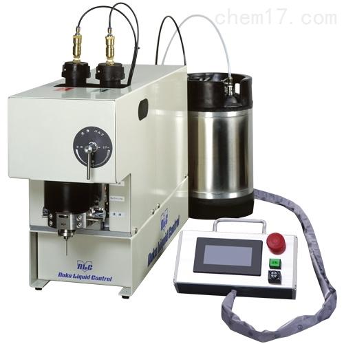 日本nlc树脂的超细少量混合排放用点胶机