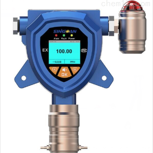 MJA-50系列 固定式多合一空气氨气检测仪