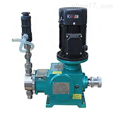 爱力浦柱塞计量泵J-X系列