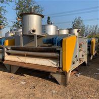 二手污泥脱水效果好 带式压滤机