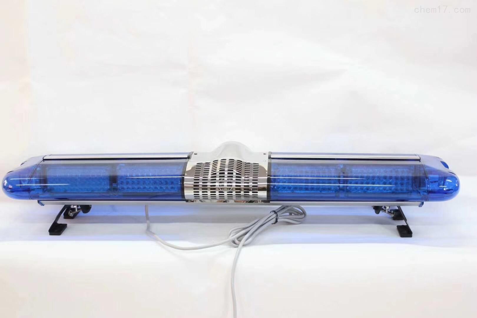 警灯警报器维修 红蓝爆闪喊话器长排灯24V