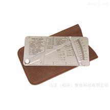 Elcometer 119管道凹坑测量仪表面处理
