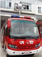 上海河圣 指挥车升降照明灯 金属卤化物灯 咨询服务