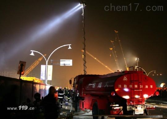 上海河圣 气动式照明灯 1000W照明灯 上门安装