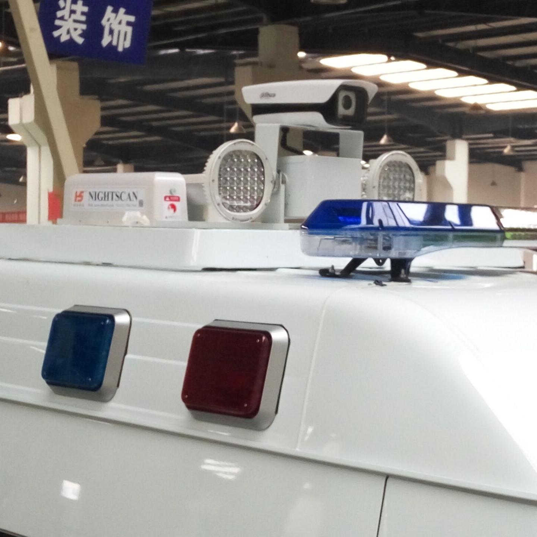 车载升降照明系统 便携式探照灯
