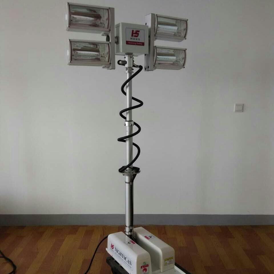 河圣牌升降照明装置 便携式升降设备