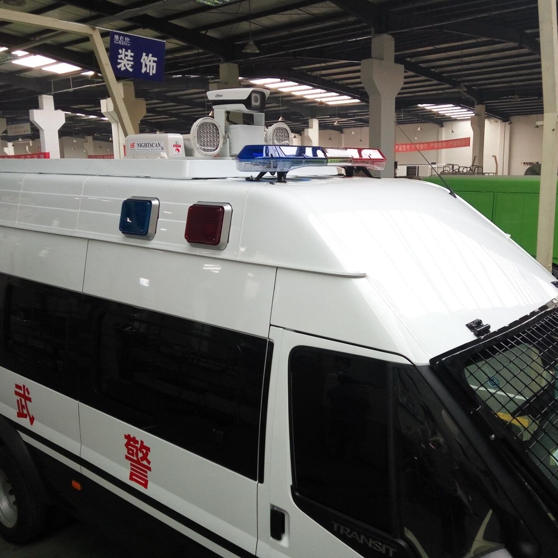 上海河圣 消防车升降遥控灯