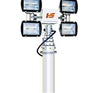 车载消防应急灯 河圣安全 移动升降探照灯