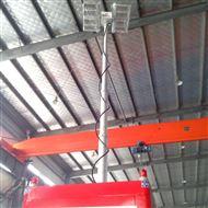 4000Wled泛光灯 车顶应急升降照明系统