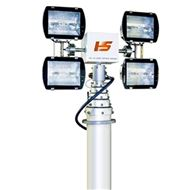 上海河圣 气压式车载照明设备 4000W照明灯